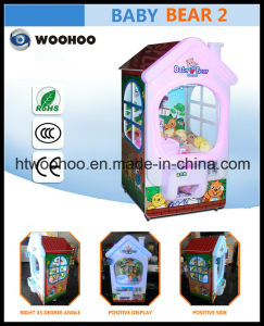 Indoor Playground Coin Operated Toy Claw Machine Crane Game Machine