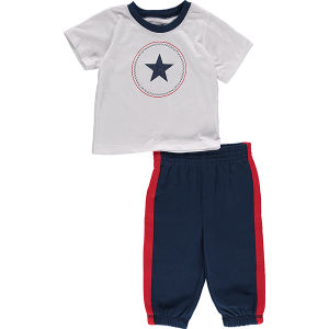 High Quality Soft Cotton 1-2 Years Boy Children Clothes pictures & photos
