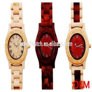 Hot Fashion Wooden Watch and Many Colour (Ja15065) pictures & photos