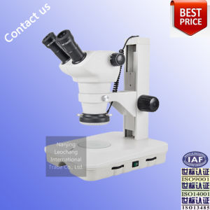 Industry Assembling Zoom Stereo Microscope (JSZ6S-3212)