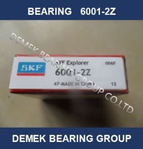 SKF Deep Groove Ball Bearing 6001 Zz Made in China pictures & photos