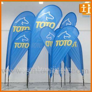 Cheap Custom Full Color, Teardrop Flag, Teardrop Banner (TJ-76) pictures & photos