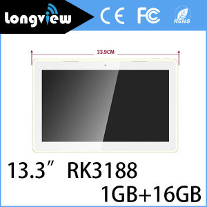 MID 13.3 Inch High Resolution Android Quad Core PC Tablet with 1920X1080 IPS Screen pictures & photos