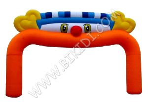 Factory Direct Sale Newly Customized Inflatable Cartoon Arch K4070 pictures & photos