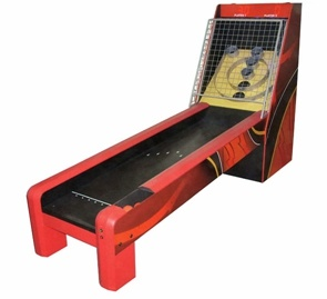 Half Kd Electronic Scorer Bulls-Eye Ball Table pictures & photos