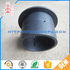 Machining OEM Service Expanded Plastic Bushing/Square Pipe Coupling Joint Bushing pictures & photos