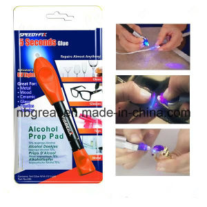2016 New 5 Second Liquid Resin and UV Plastic Light Glue pictures & photos