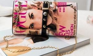 New Magazine Printing Clutch Bag, Magazine Clutch (B376) pictures & photos
