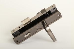 Aluminum Handle Door Handle Lock (DL-009) pictures & photos
