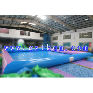 0.55m PVC Inflatable Water Pool for Kids/Nflatable Swimming Pool for Paddle Boat pictures & photos