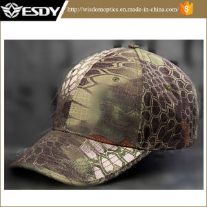 Mountain Color Airsoft Combat Tactical Rattlesnake Baseball Hats Sports Cap pictures & photos