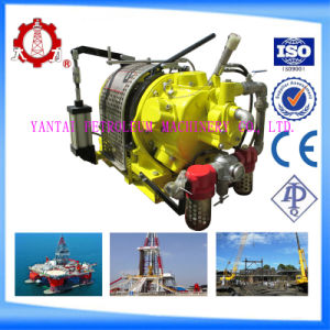 Mine Hoist/Mining/Motorized/Petroleum Winch pictures & photos