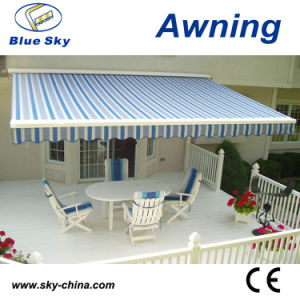 Electric Retractable Outdoor Awning Canopy (B3200) pictures & photos