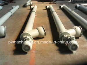 China High Technical Lsy Type Cement Screw Conveyor pictures & photos