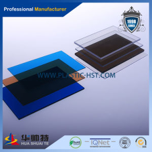 Stock Available! ! Polycarbonate Solid Sheet 1220mm*2440mm / 1mm/1.5mm/2mm/3mm Polycarbonate Sheet pictures & photos