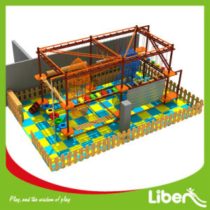 Indoor Hot Sales Ropes Course for Kids pictures & photos