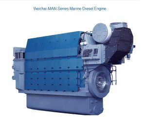 Marine Diesel Engine Small Boat Diesel Engines pictures & photos