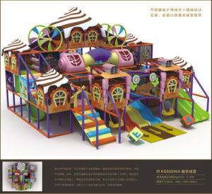 Kaiqi Kids Indoor Playground for Children (KQ50206A) pictures & photos