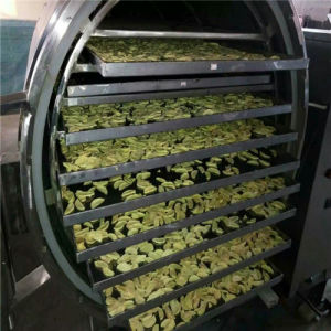 Hot Sale Banana Apple Strawberry Vacuum Freeze Dryer pictures & photos