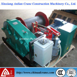 China Supplier 1-65ton Construction Lifting Winch pictures & photos