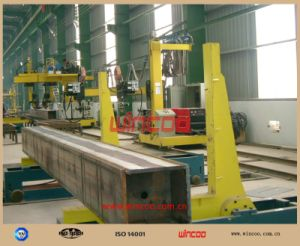 90degree 180degree Hydraulic Overturning Machine pictures & photos
