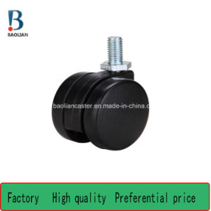 Bl 30mm 1inch Plastic Furniture Caster