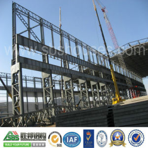 Crane Beam and Canopy Beam for Steel Structure Warehouse Building pictures & photos