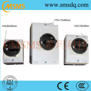 16A / 25A AC Range Rotary Isolators Solar Switch pictures & photos