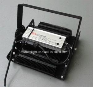 Energy Saving 140lm/W IP65 Single Module LED Flood Light 100watt pictures & photos