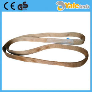 En1492-1 Ce and GS Certified Double-Ply Endless Crane Lifting Belt pictures & photos