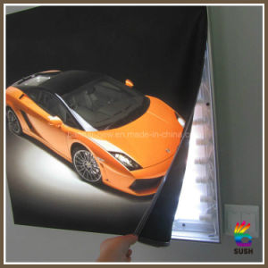 Embedded Strip, Fabric Flexible Film Silicon Edging Light Box (SS-LB11) pictures & photos