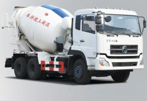 Dongfeng EQ5252jbt 6X4 Mixer Truck/Concrete Mixer pictures & photos
