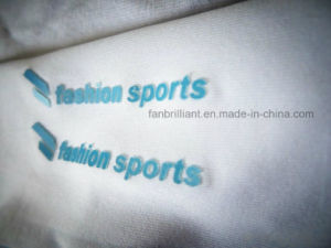 Eco Friendly Flock Heat Transfer Label pictures & photos