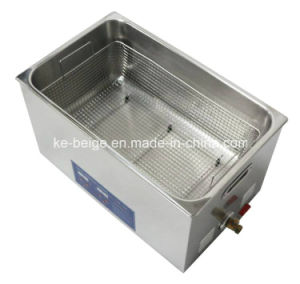 30L Digital Lab Ultrasonic Cleaner Medical Ultrasound Cleaner pictures & photos