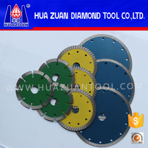 Small Circular Saw Blade for Cutting Stone pictures & photos