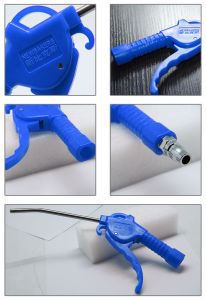 Hand Tools Dust Gun Blower Air Gun (KS-25 Blue) pictures & photos