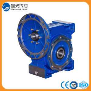 Cast Iron Body Right Angle Worm Gearbox pictures & photos