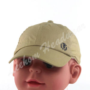 Combed Cotton Children Baby Kids Cap pictures & photos