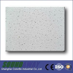 Building Material Co-Star Wood-Silk Acoustic Panel pictures & photos