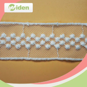Okeo Approval New Lace Design Embroidery Lace for Weding Dress pictures & photos