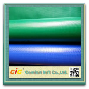 High Quality PVC Mesh Tarpaulin for Truck Cover Use pictures & photos
