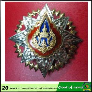 Aluminum Metal 50*50cm 3D Emblem pictures & photos