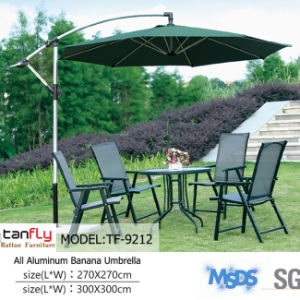 Weather-Resistant 24 Hours Feedback Sun Garden Round Parasol Umbrella pictures & photos