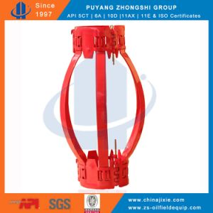API 10d Non Welded Hinged Bow Spring Oilfield Casing Centralizer pictures & photos