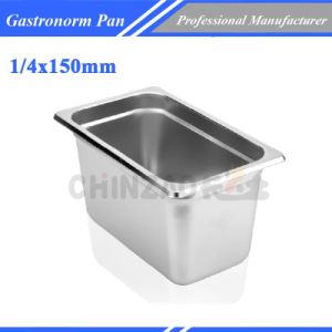 Stainless Steel Gastronorm Container Food Gn Pan 1406A pictures & photos
