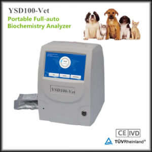 Multi-Parameter Ce Approved Full Automatic Poct Chemistry Biochemistry Analyzer pictures & photos