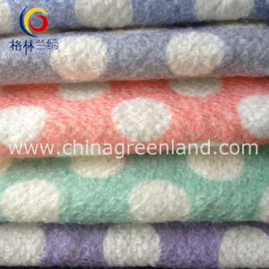 50%Polyester 50%Woolen Printed Fabric for Garment (GLLML069) pictures & photos