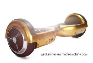 CE RoHS FCC Approval 6.5inch Two Wheel Self Balancing Electric Scooter