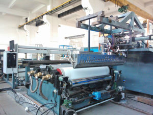 TPU Sheet/Film Extrusion Line pictures & photos
