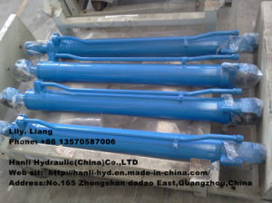 Kobelco Hydraulic Boom /Arm Cylinder/Bucket Cylinder for Excavator (SK200-8) pictures & photos